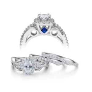Jewelry - CERTIFIED Engagement Sets Diamond Ring